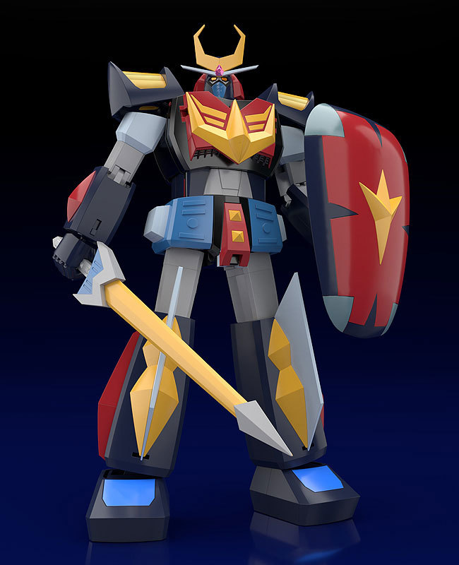 MODEROID 宇宙戦士バルディオス バルディオス プラモデルTOY-RBT-5646_01