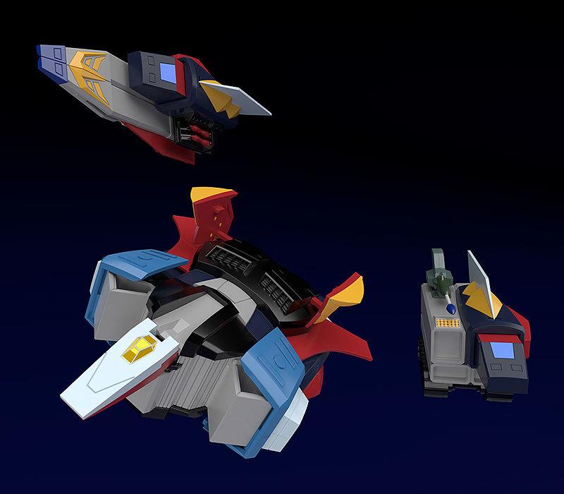 MODEROID 宇宙戦士バルディオス バルディオス プラモデルTOY-RBT-5646_08