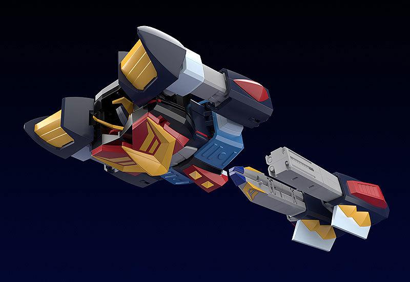 MODEROID 宇宙戦士バルディオス バルディオス プラモデルTOY-RBT-5646_09
