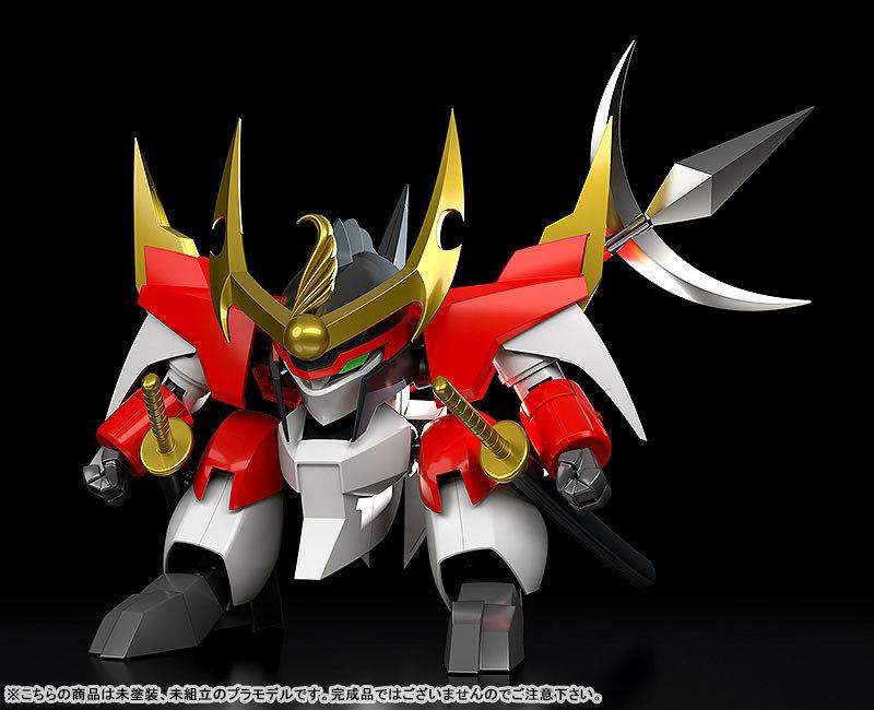PLAMAX MS-10 魔神英雄伝ワタル 戦王丸 プラモデルTOY-RBT-5634_03