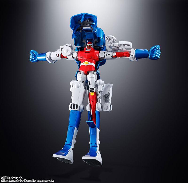 超合金魂 GX-95 闘士ゴーディアン 『闘士ゴーディアン』FIGURE-120668_04