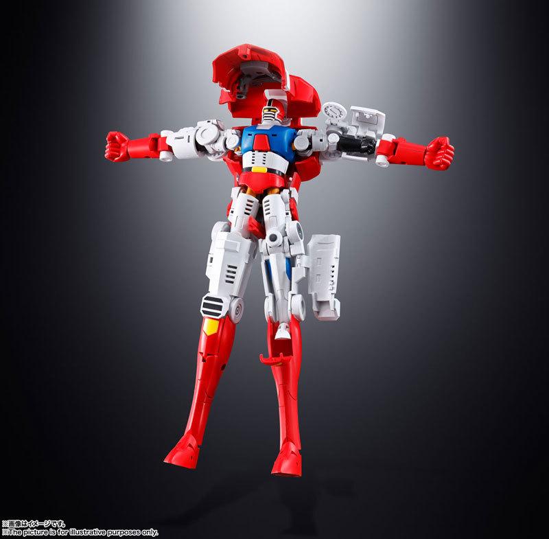 超合金魂 GX-95 闘士ゴーディアン 『闘士ゴーディアン』FIGURE-120668_05