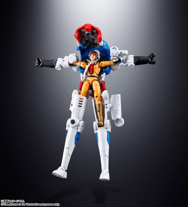 超合金魂 GX-95 闘士ゴーディアン 『闘士ゴーディアン』FIGURE-120668_06