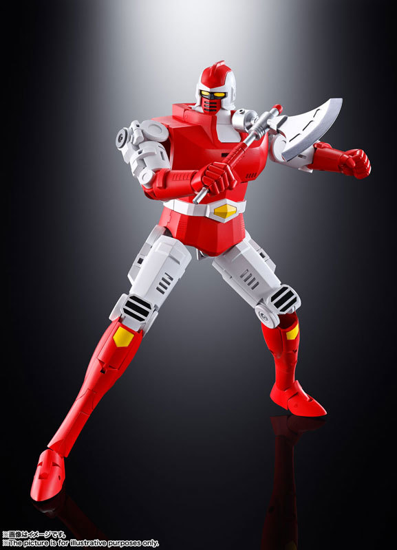 超合金魂 GX-95 闘士ゴーディアン 『闘士ゴーディアン』FIGURE-120668_08