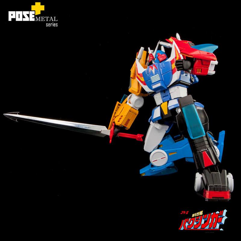 POSE_メタルシリーズ P_02DX 銀河烈風DXセット[バクシンガー_バクシンバード]FIGURE-120653_03