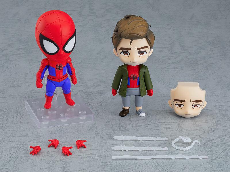 ねんどろいど スパイダーマン:スパイダーバース ピーター・パーカー スパイダーバース DXFIGURE-120507_01