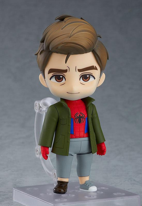 ねんどろいど スパイダーマン:スパイダーバース ピーター・パーカー スパイダーバース DXFIGURE-120507_02