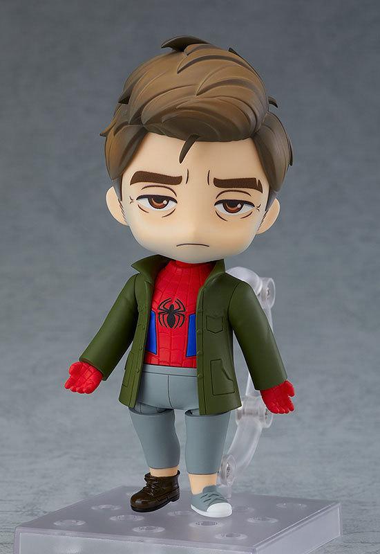 ねんどろいど スパイダーマン:スパイダーバース ピーター・パーカー スパイダーバース DXFIGURE-120507_03