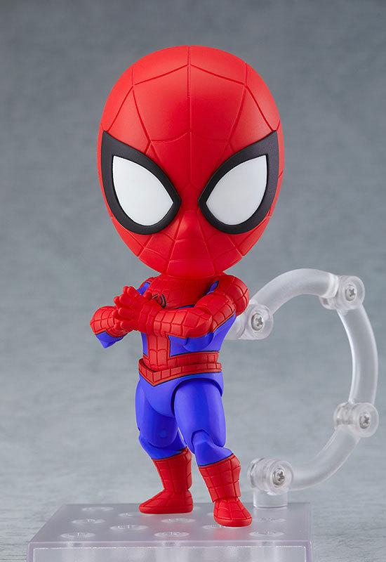 ねんどろいど スパイダーマン:スパイダーバース ピーター・パーカー スパイダーバース DXFIGURE-120507_06