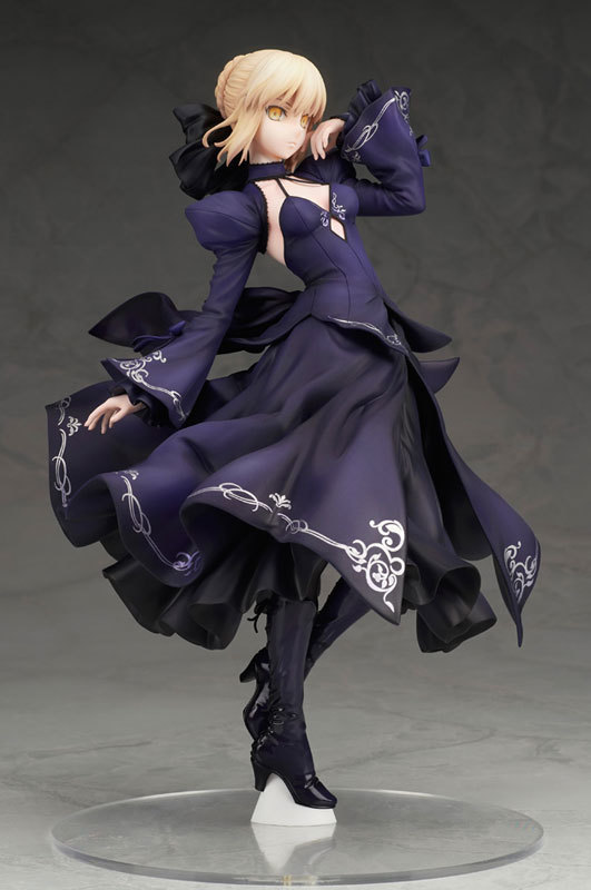 FateGrand Order セイバーアルトリア・ペンドラゴン[オルタ] ドレスFIGURE-018718_01