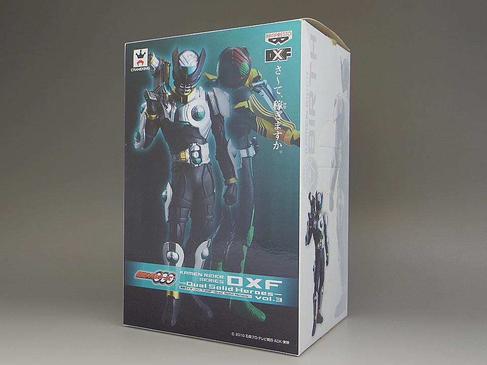 バンプレスト DXF 仮面ライダーバース1