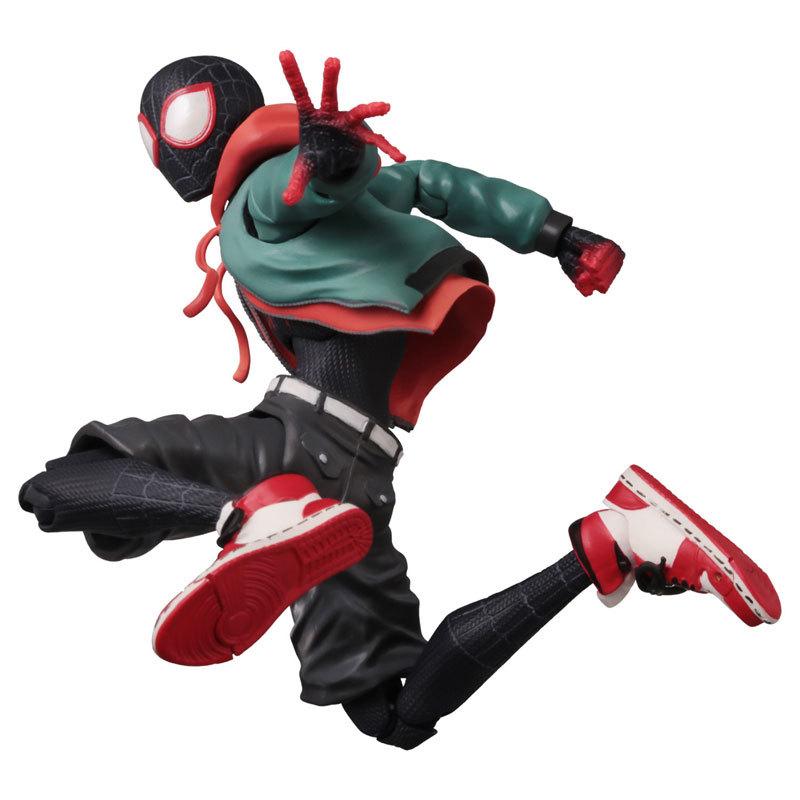 スパイダーマン:スパイダーバース SVアクション マイルス・モラレススパイダーマン アクションフィギュアFIGURE-121051_01