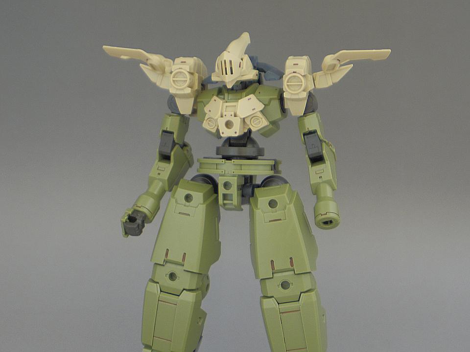 30MM シエルノヴァ 防衛アーマー5