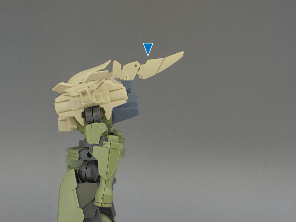 30MM シエルノヴァ 防衛アーマー6