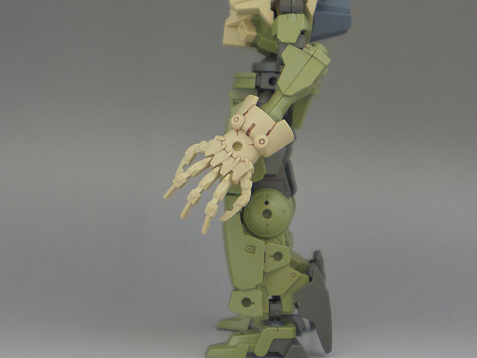 30MM シエルノヴァ 防衛アーマー7