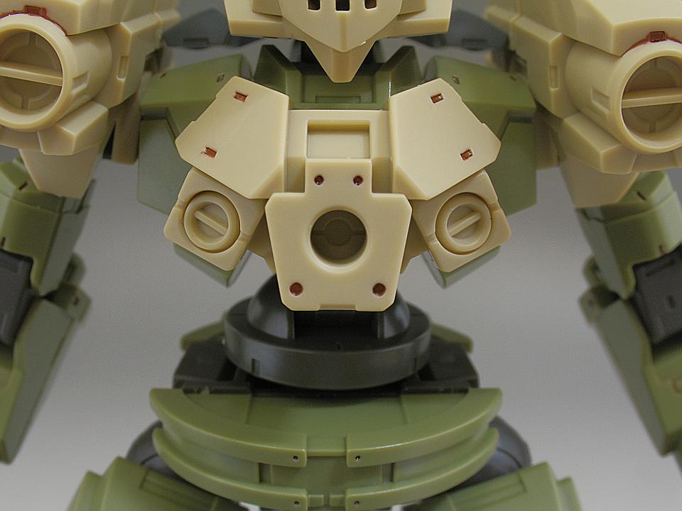 30MM シエルノヴァ 防衛アーマー16