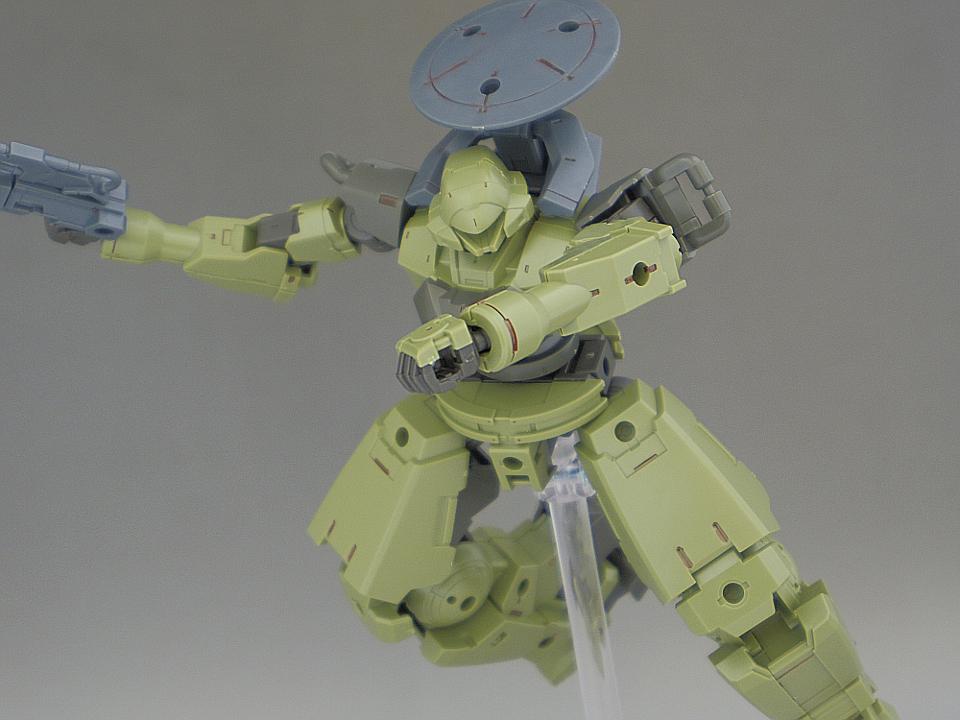 30MM シエルノヴァ グリーン61