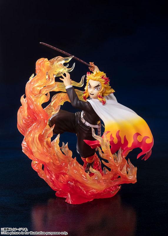フィギュアーツZERO 煉獄杏寿郎 炎の呼吸 FIGURE-121446_01