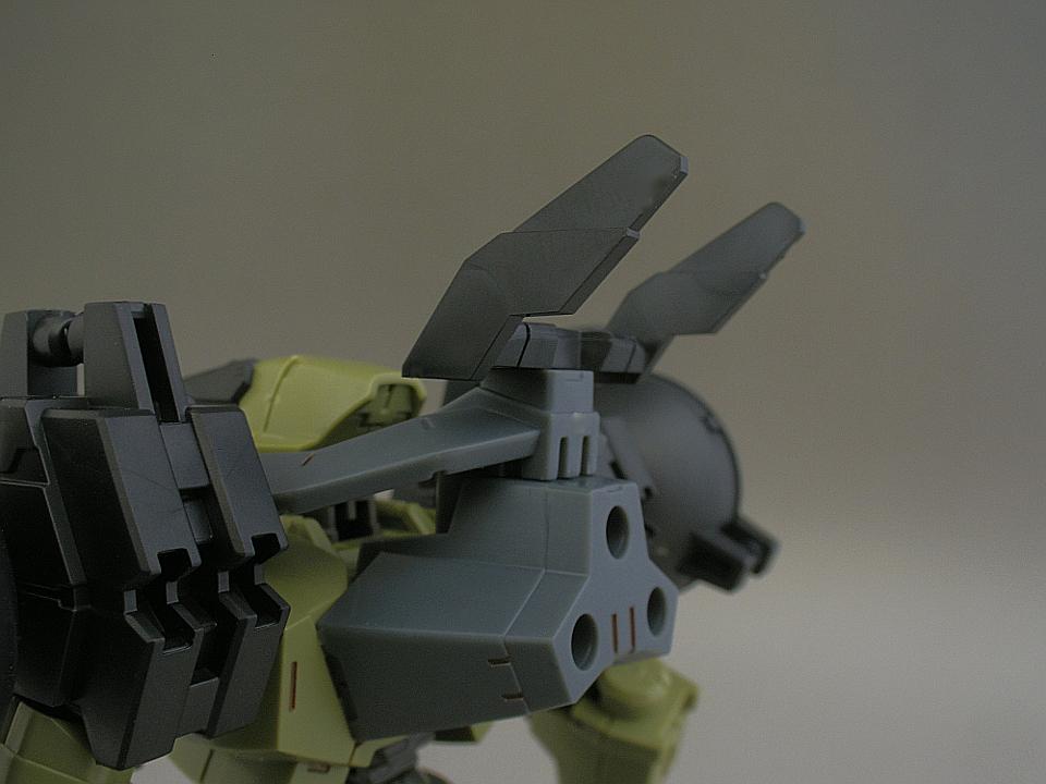 30MM 高機動型用オプションアーマー シエルノヴァ用ブラック11