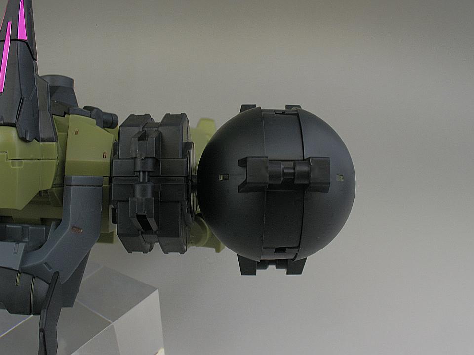 30MM 高機動型用オプションアーマー シエルノヴァ用ブラック15