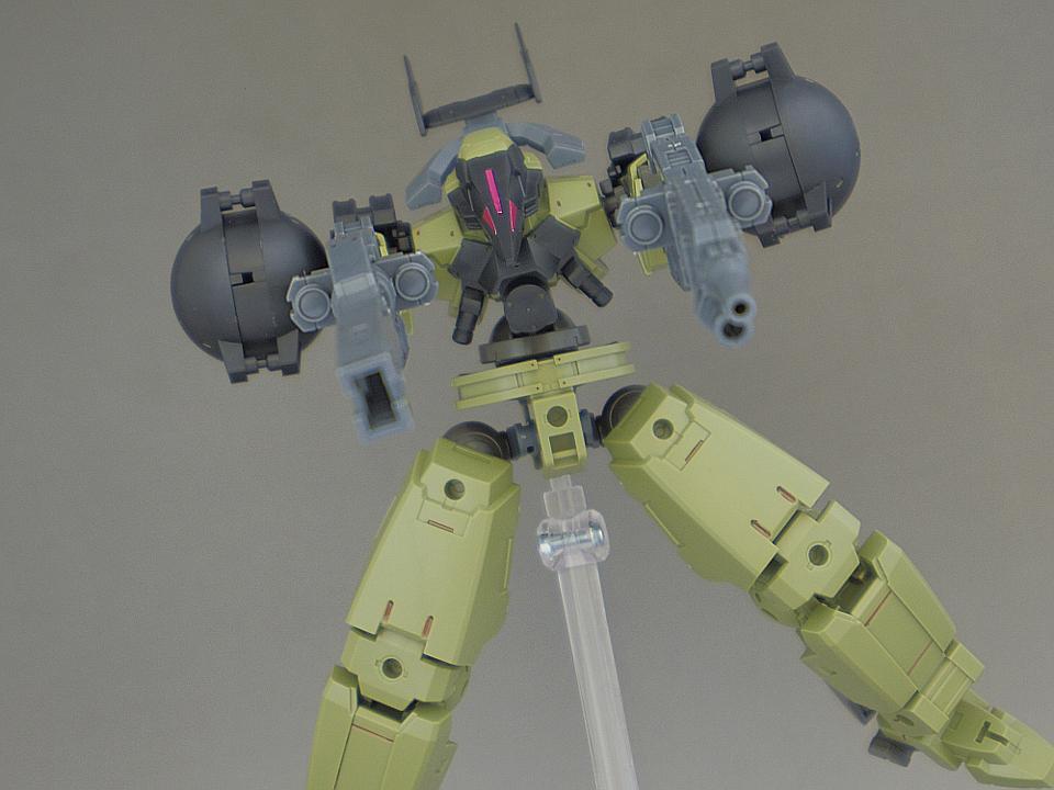 30MM 高機動型用オプションアーマー シエルノヴァ用ブラック32