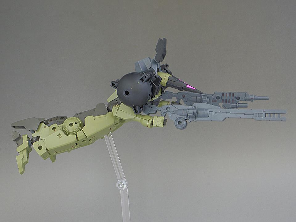 30MM 高機動型用オプションアーマー シエルノヴァ用ブラック23