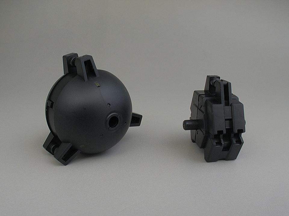 30MM 高機動型用オプションアーマー シエルノヴァ用ブラック16