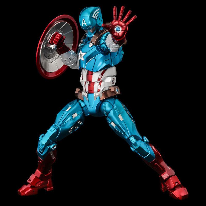 ファイティングアーマー キャプテン・アメリカ アクションフィギュアFIGURE-121834_12