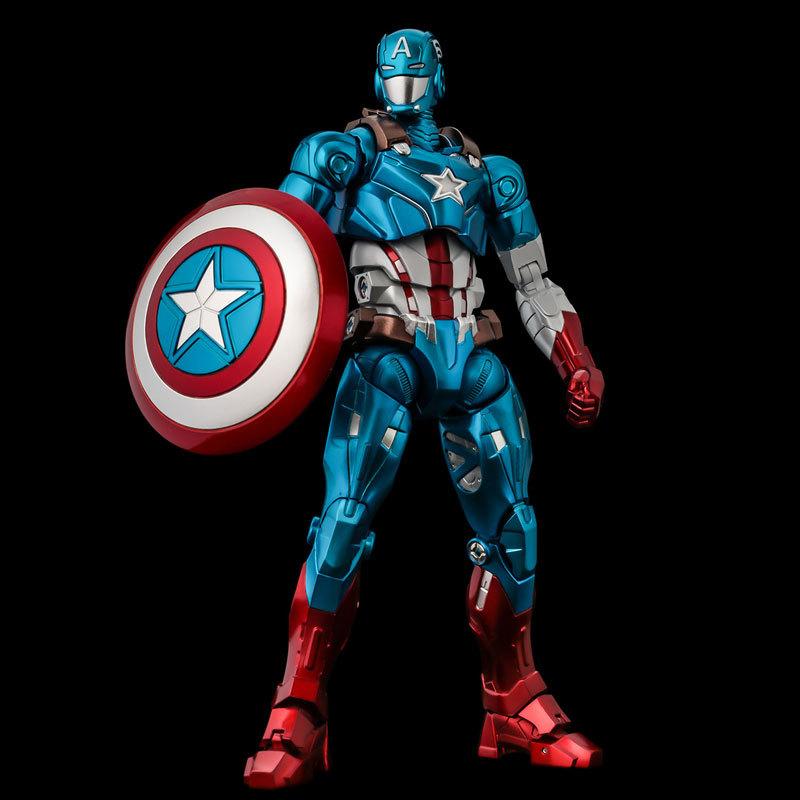 ファイティングアーマー キャプテン・アメリカ アクションフィギュアFIGURE-121834_01