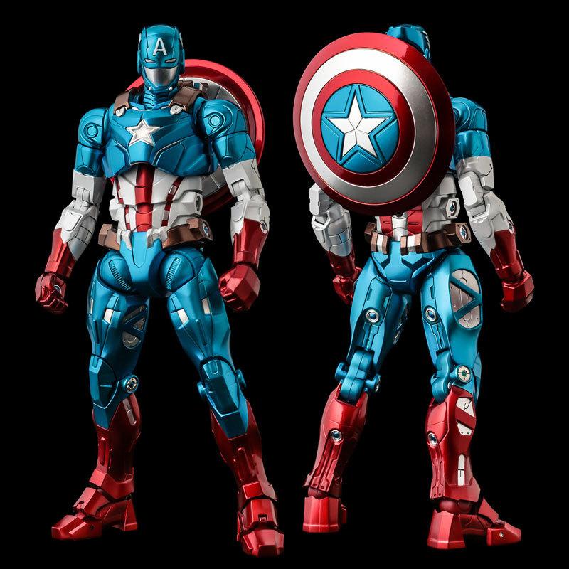 ファイティングアーマー キャプテン・アメリカ アクションフィギュアFIGURE-121834_02