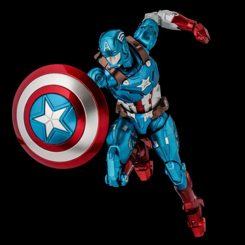 ファイティングアーマー キャプテン・アメリカ アクションフィギュアFIGURE-121834_03