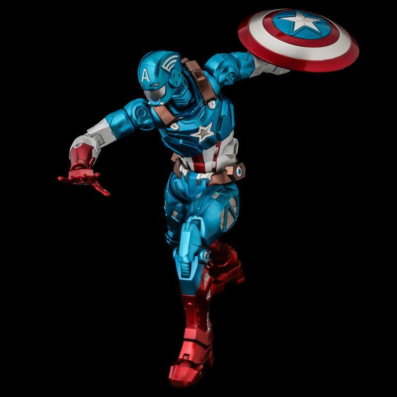 ファイティングアーマー キャプテン・アメリカ アクションフィギュアFIGURE-121834_04