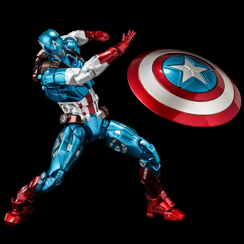 ファイティングアーマー キャプテン・アメリカ アクションフィギュアFIGURE-121834_05