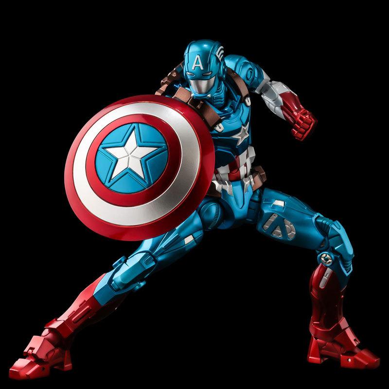 ファイティングアーマー キャプテン・アメリカ アクションフィギュアFIGURE-121834_07
