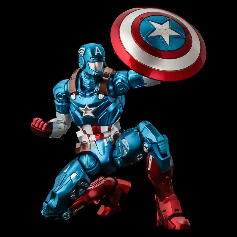 ファイティングアーマー キャプテン・アメリカ アクションフィギュアFIGURE-121834_08
