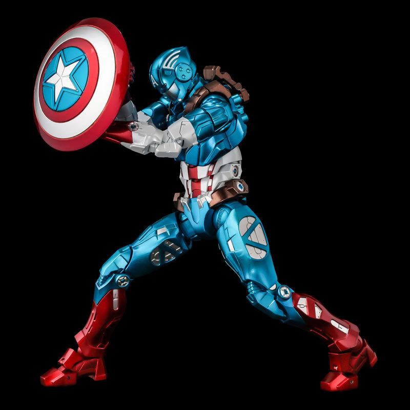 ファイティングアーマー キャプテン・アメリカ アクションフィギュアFIGURE-121834_09