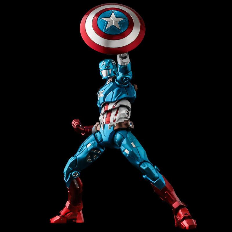 ファイティングアーマー キャプテン・アメリカ アクションフィギュアFIGURE-121834_10