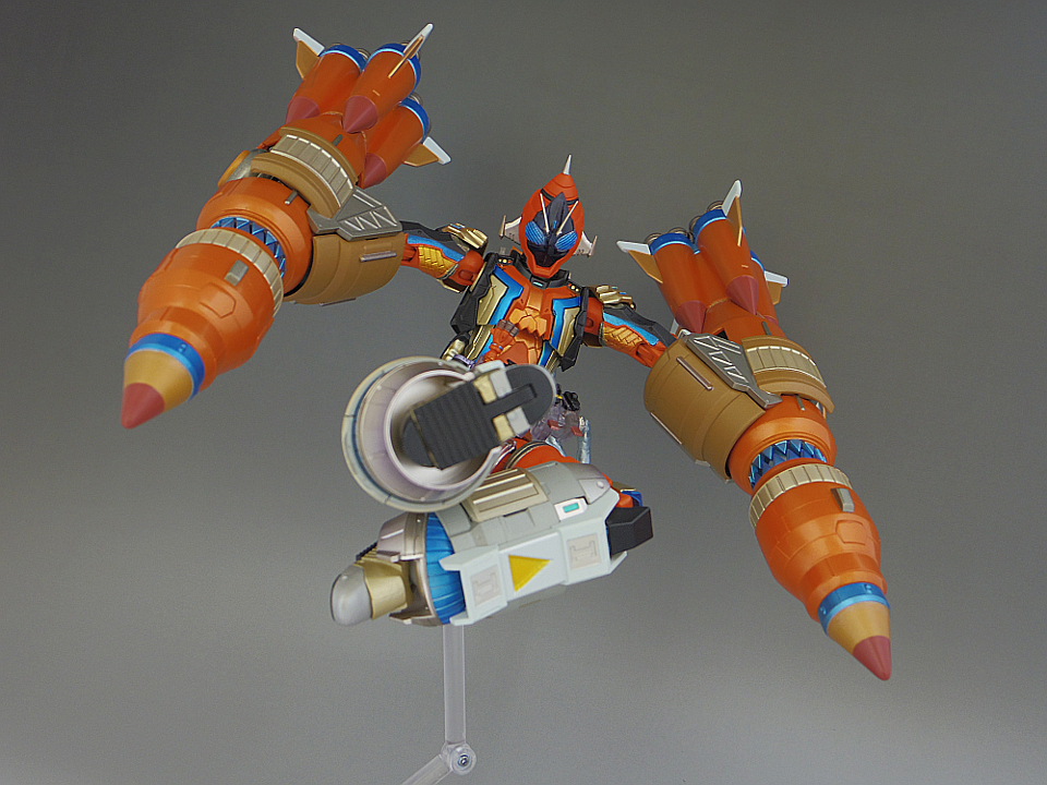SIC フォーゼ ロケット114