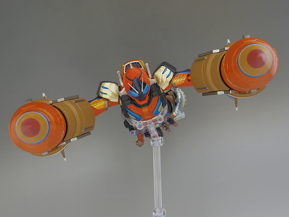 SIC フォーゼ ロケット104