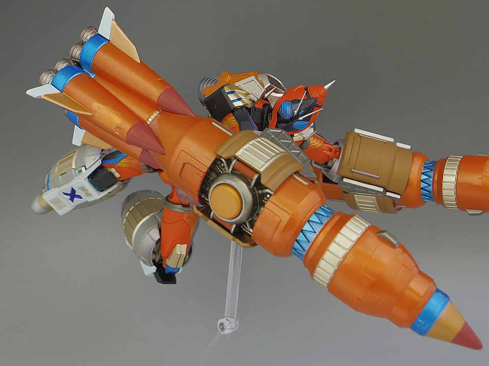 SIC フォーゼ ロケット105