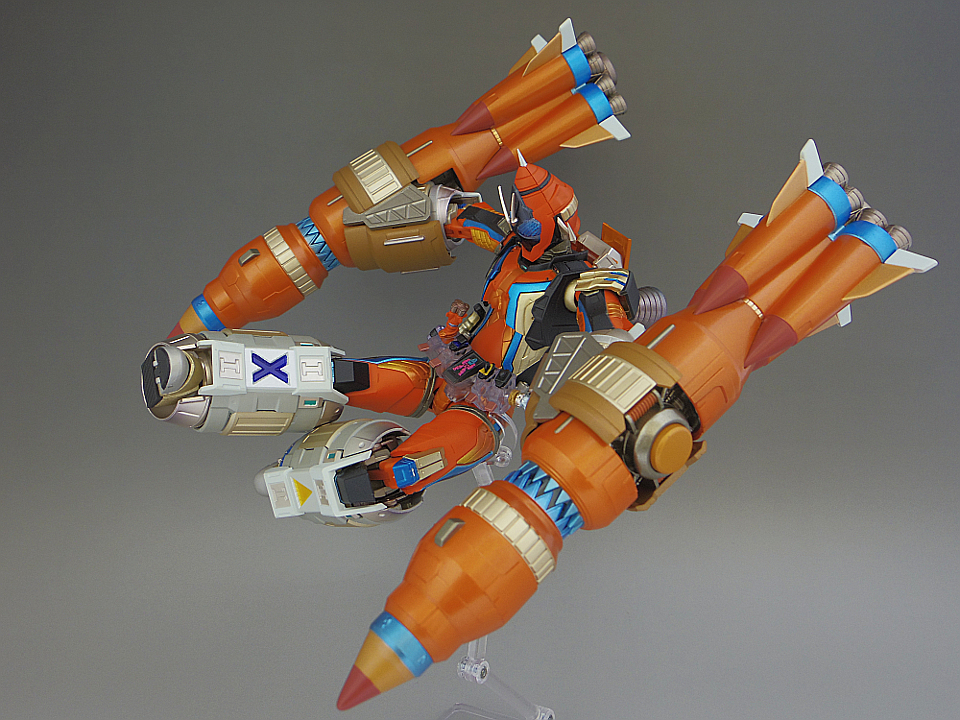 SIC フォーゼ ロケット112