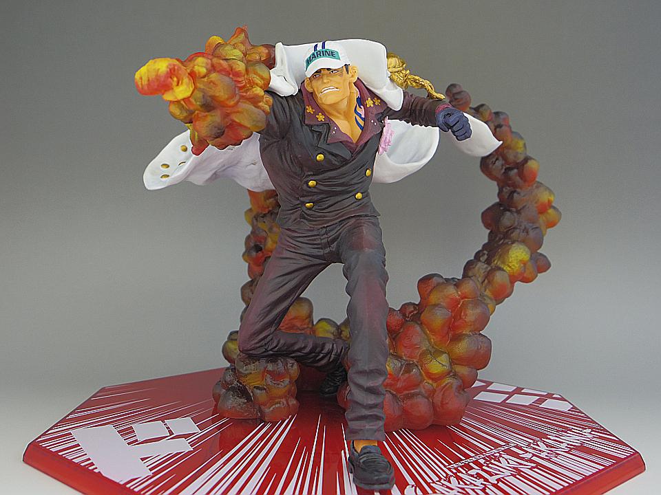 フィギュアーツZERO サカズキ50