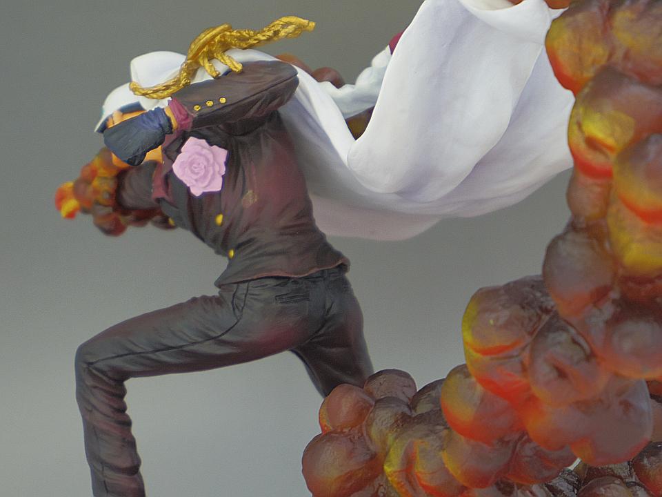 フィギュアーツZERO サカズキ74