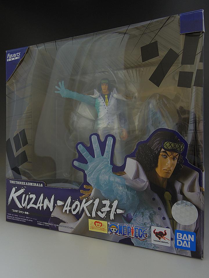 フィギュアーツZERO クザン1