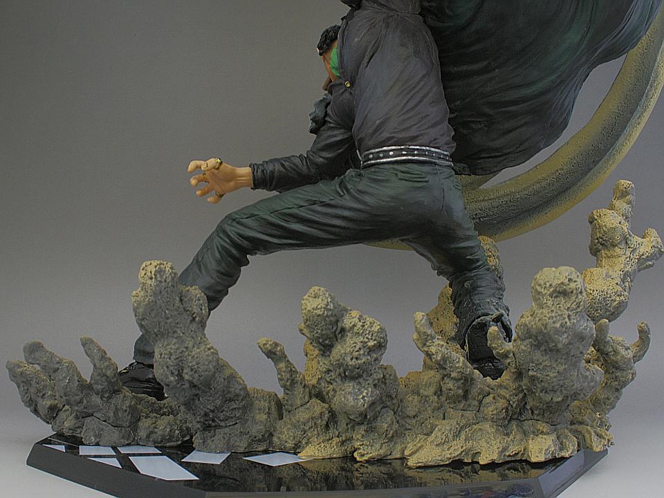 フィギュアーツZERO クロコダイル 頂上決戦37