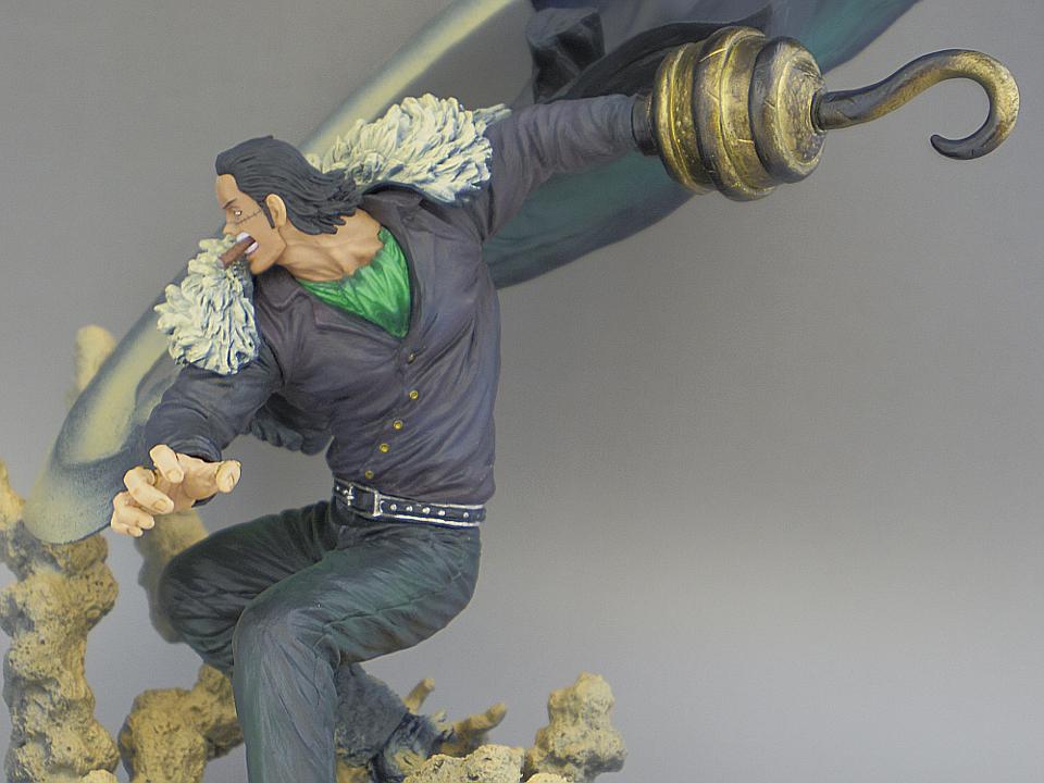 フィギュアーツZERO クロコダイル 頂上決戦51