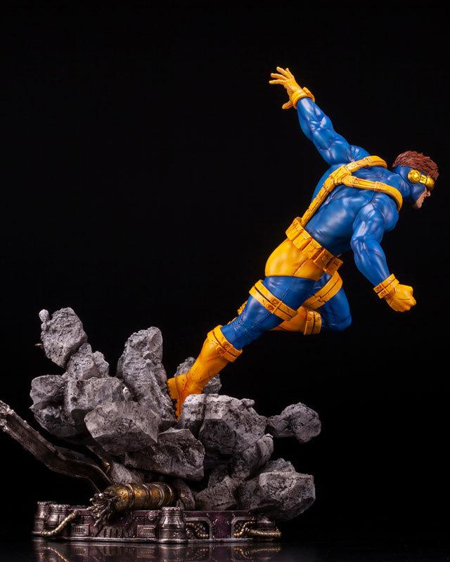 MARVEL UNIVERSE サイクロプス X-MEN FINE ART STATUE 16 完成品フィギュアFIGURE-122643_04