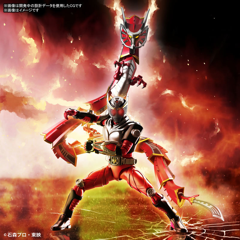 Figure-rise Standard 仮面ライダー龍騎 プラモデルFIGURE-122601_02