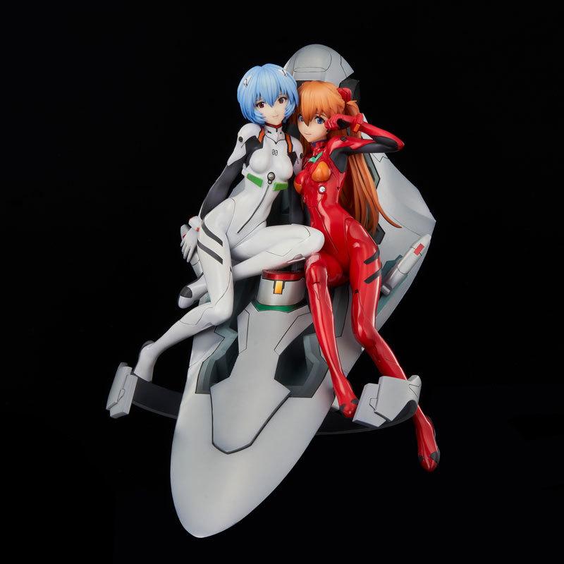 新世紀エヴァンゲリオン レイ&アスカ ~twinmore Object~ 完成品フィギュアFIGURE-122859_02
