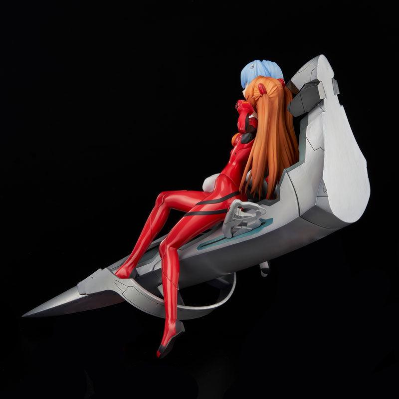 新世紀エヴァンゲリオン レイ&アスカ ~twinmore Object~ 完成品フィギュアFIGURE-122859_06